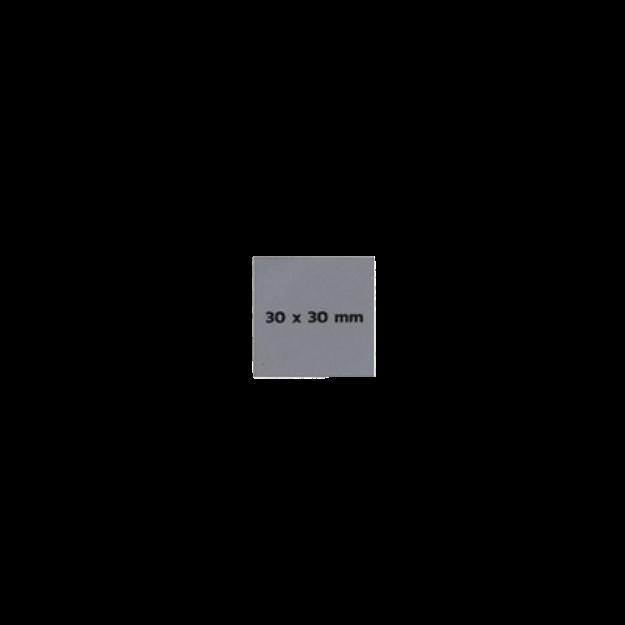 รูปของ Sticker On Demand Laser Engrave Label เลเซอร์มาร์กกิ้งลาเบล ขนาด 30 x 30 มิลลิเมตร