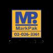 รูปของ รับพิมพ์ STICKER ติดรถ ของ 3M กาวเทา พิมพ์ Silk Screen แบบ 2 สี